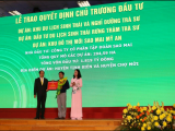 Sao Mai Group strategic investors at An Giang Investment Promotion Conference 2018
